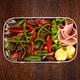 お弁当で人気の牛肉レシピは?ピーマン・玉ねぎ等野菜と相性抜群