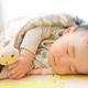 赤ちゃん用スリーパーを手作りしよう!作り方、素材15選
