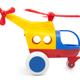 ヘリコプターのおもちゃ|幼児におすすめのものやラジコンも