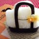 キャラ弁「小さなトートバッグおにぎり作り方」|動画&レシピ