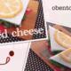 「チーズで作ったスライスオレンジ(笑)」作り方|動画&レシピ