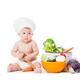 赤ちゃんと野菜のほんとうの関係 ~乳児期の野菜摂取は将来にも影響する?~