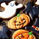 ハロウィン用クッキー!通販の人気商品&簡単レシピ、手作り型も