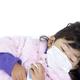 子どものマイコプラズマ肺炎|症状、検査、治療法。入院は必要?
