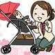 急な雨やデコボコ道。赤ちゃんとのおでかけの悩みは「オプティア」で解決!