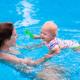 プールの後に体調不良を起こす1歳児。|専門家の見解