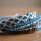 手作りミサンガの作り方|簡単な編み方がわかる動画・材料紹介