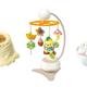 コンビの新生児・3ヵ月頃から遊べるおもちゃ|赤ちゃんが大好きなメリーやラトルも!