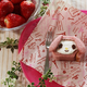 バレンタインに簡単レシピ 人気キャラをローソンスイーツで!