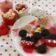 バレンタインに作る簡単レシピ!かわいいチョコスイーツ3選