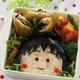 ちびまる子ちゃんのキャラ弁の作り方3選|野口さんや永沢君も!