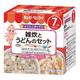 『キユーピー 【にこにこボックス】 雑炊とうどんのセット 60g×2個入り』の口コミまとめ