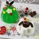 簡単!スイーツレシピ|クリスマスにおすすめの人気キャラ3選