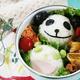 パンダのお弁当レシピ3選|おにぎりで簡単&初心者にもおすすめ