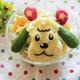 キャラ弁&スイーツの作り方・レシピ3選|犬キャラ勢ぞろい!