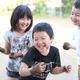 川崎市子ども夢パークで赤ちゃんも大人も本格泥遊び!|神奈川県