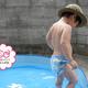 赤ちゃんが水遊びする時、おむつはどうしてる?【お悩み相談】