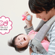 抱っこ紐で泣く赤ちゃん、原因やおすすめ対処法は?【お悩み相談】