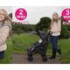 赤ちゃんの防寒着は、3通りも使えるケープで!超・軽量なのにダウン並みの暖かさ!