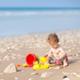 砂遊びで擦り傷が出来た時、水道がない場合どうしたらいい?|専門家の見解