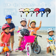 日本最軽量!わずか186gのキッズヘルメットが登場! MagRideイチハチロク