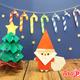 クリスマスにおすすめ!子どもと一緒に折り紙で飾りを作ろう!(ASOPPA!)