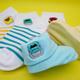 新幹線5種類の刺繍入り靴下「しんかんせん刺繍ソックス(キッズ・ベビー)」新発売