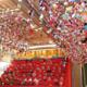 約 800 本のつるし雛と豪華十段雛飾りが登場!第 5 回 ひな人形鑑賞会 開催