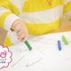 3歳の子どもがうまく丸を描くコツはある?【お悩み相談】