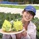 子どもも興奮?レアな野菜!TV番組で食育…第1回放送は「世界いち美しい」野菜が!