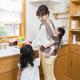 子育て中の家事の時間は1日平均4.4時間!:実態把握編【調査】