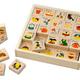 音やリズムで楽しくおぼえる 純国産木製玩具『おのまとぺ もじあそび』新発売