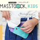子供用のマスクポーチ【MASSTOCK KIDS(マストックキッズ)】が新発売!