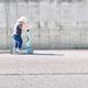 【限定クーポン】1歳~使えるキッズスクーター!簡単&安全、乗り物おもちゃの決定版