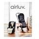 ファン付き子供用クールシート「airluv」販売開始!