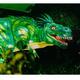 デュラクスアウトドアリゾート京丹後久美浜LABOに光る恐竜5体が新登場!