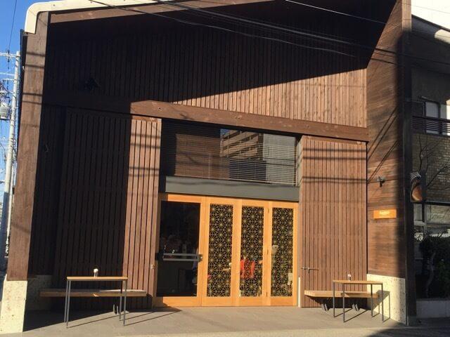 オールプレス エスプレッソ 東京ロースタリー&カフェの外観,清澄白河,おしゃれ,カフェ