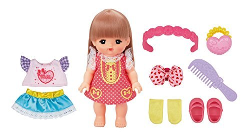 メルちゃん おしゃれデビューセット(人形本体セット),メルちゃん,おもちゃ,おすすめ