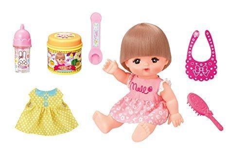 メルちゃん お人形セット おしょくじ&おせわセット (人形付きセット),メルちゃん,おもちゃ,おすすめ