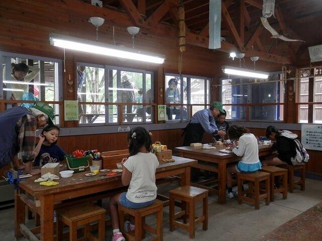 昭和記念公園のイベント こどもの森教室,昭和記念公園,アスレチック,おすすめ