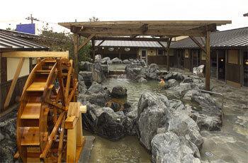 ゆの華 露天風呂,天然温泉,大村,ゆの華