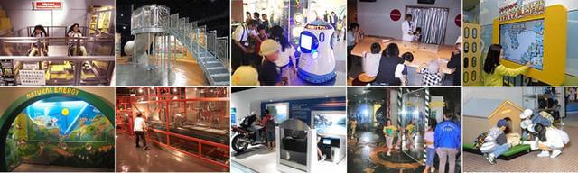 展示・実験ショー,科学技術館,イベント,東京