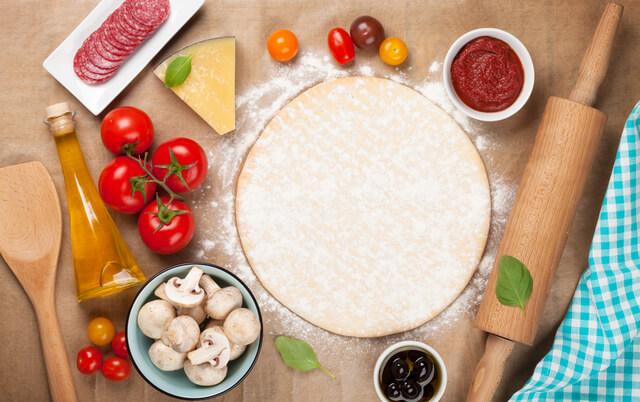 手作りピザ,山梨,ウッドペッカー,