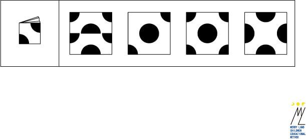 折り紙図形2,小学校受験,知能,テスト
