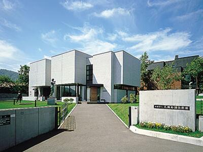 札幌彫刻美術館本館,体験,北海道,美術館