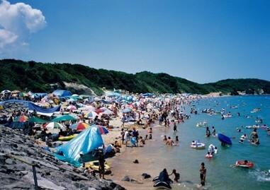 脇田海水浴場,福岡,海水浴場,子連れ