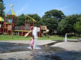 じゃぶじゃぶ池 水沼の里,福岡県,じゃぶじゃぶ池,公園
