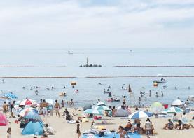 二色の浜海水浴場,大阪,おすすめ,海水浴場