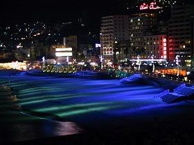 ムーンライトビーチ,ビーチ,海水浴,静岡県