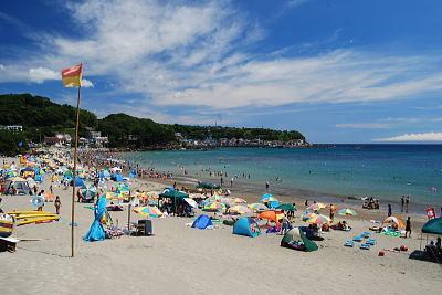 今井浜海水浴場,ビーチ,海水浴,静岡県